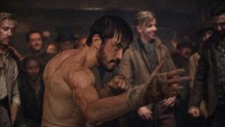 Andrew Koji yang Nyaris Pensiun hingga Main Bareng Brad Pitt