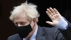 PM Johnson Tolak Komentari Klaim Meghan soal Kerajaan Inggris