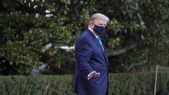 Daftar Orang Terdekat Trump yang Positif Corona