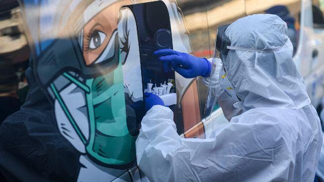 Indonesia tengah mempersiapkan dua alat deteksi virus corona baru selain tes PCR yang ditargetkan rampung pada Desember 2020.
