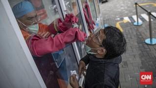 Kemenkes: Jumlah Tes Covid Turun karena Libur Akhir Pekan