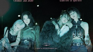 Musik video Lovesick Girls menampilkan empat personel BLACKPINk, jennie, Jisso, Lisa, juga Rose sebagai model video klip.