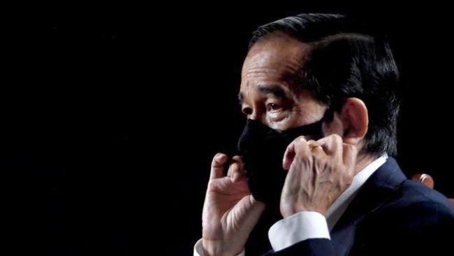 Presiden Joko Widodo (Jokowi) menilai penanganan pandemi Covid-19 di Indonesia tak buruk.