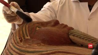 VIDEO: Melihat Temuan Sarkofagus Berusia Ribuan Tahun