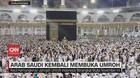 VIDEO: Arab Saudi Kembali Membuka Umroh