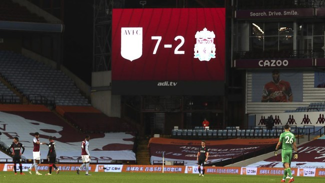 Hasil Undian Piala FA: Liverpool Hadapi Mimpi Buruk