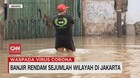 VIDEO: Kondisi Terkini Banjir di Jakarta