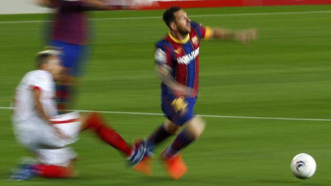 Presiden La Liga Spanyol, Javier Tebas, menyindir Manchester City yang disebut bebas dari aturan financial fair play.