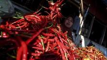 Survei BI: Inflasi Desember 0,22 Persen karena Harga Cabai