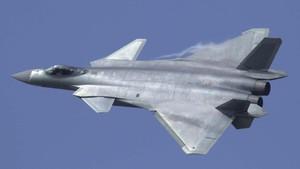 25 Jet Tempur China Terobos Wilayah Udara Taiwan