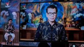 Wishnutama di Karisma Batik 2020: Batik Identitas Bangsa