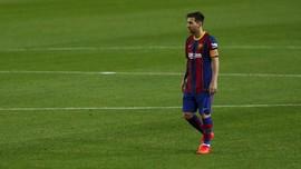 Messi Tak Masuk Skuad, Tyson vs Jones Dihantui Kematian