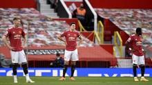 Man Utd vs Big Six Liga Inggris: 0 Menang, 1 Gol