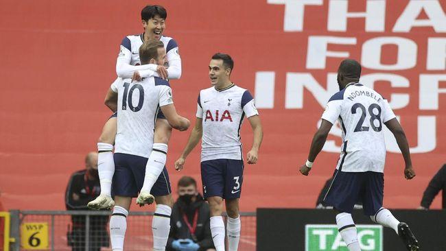 Tottenham Hotspur punya senjata mematikan pada diri Heung-min Son dan Harry Kane kala melawan Manchester City.