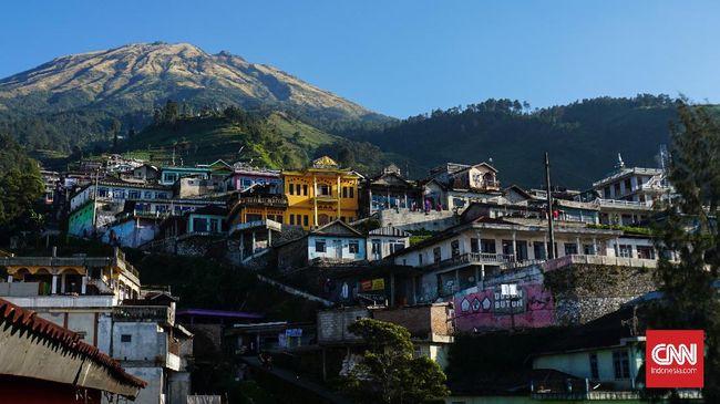 FOTO: Selamat Pagi dari Nepal Van Java