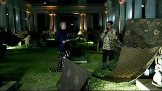 Menteri Nadiem Luncurkan Pasar Digital 'Kuklik Batik'