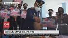 VIDEO: Polisi Berikan Kejutan di HUT TNI ke-75