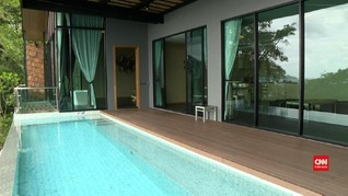 VIDEO: Mewahnya Hotel Karantina Corona di Thailand