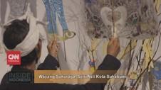 VIDEO: Wayang Sukuraga, Seni Asli Kota Sukabumi