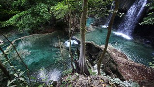 Air Terjun Mata Jitu dan 'Pelarian' Putri Diana di Sumbawa