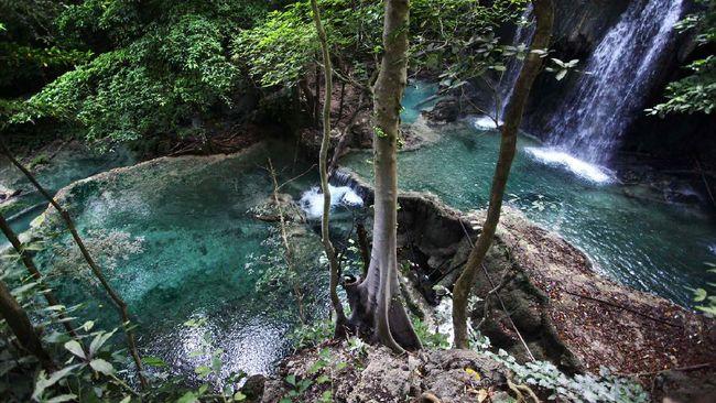 Pulau Moyo sempat menjadi destinasi wisata mendiang Putri Diana saat datang ke Indonesia pada tahun 1993.
