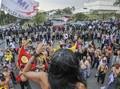 Tolak Omnibus Law, Jutaan Buruh Ancam Mogok Hari Ini