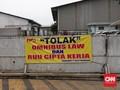 Potensi Jokowi Gagal Genjot Investasi dengan UU Ciptaker