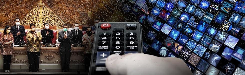 Senjakala TV Analog