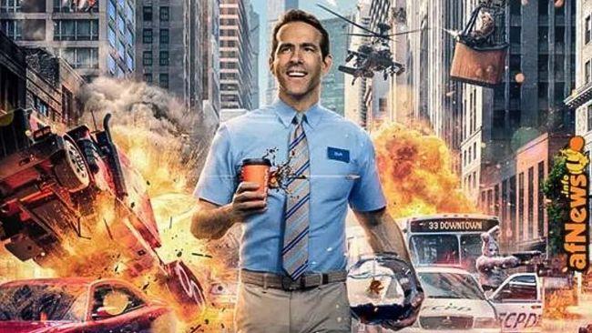 Free Guy merupakan film terbaru dari Ryan Reynolds. Dalam film tersebut ia berperan sebagai seorang karakter dalam video gim bernama Guy.
