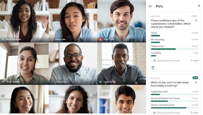Google menunda pemberlakuan pembatasan waktu panggilan pengguna Google Meet gratis menjadi 60 menit mulai akhir Maret 2021.