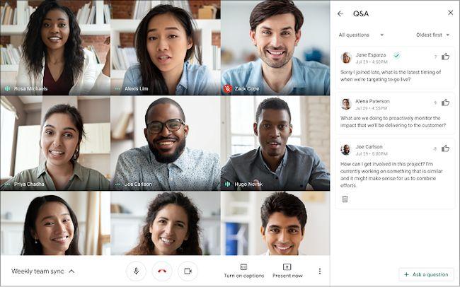 Új funkciókkal bővül a Google Classroom és a Meet