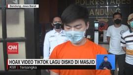 VIDEO: Hoax Video Tiktok Lagu Disko di Masjid