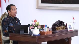 Perintah Jokowi ke Menteri Bentuk Korporasi Tani Tak Berjalan