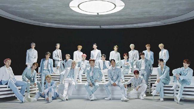 NCT dan aespa akan menjalani tes Covid-19 setelah tampil dalam acara Inkigayo pada Minggu (29/11) yang juga dihadiri Bitto UP10TION.