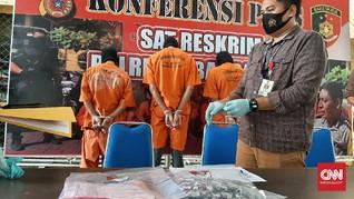 Polisi Bekuk Tiga Predator Anak di Banda Aceh