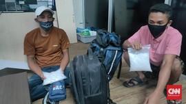 2 Warga Aceh Tertangkap Bawa 1 Kg Sabu via Bandara Kualanamu