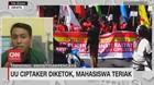 VIDEO: UU Ciptaker Diketok, Mahasiswa Teriak
