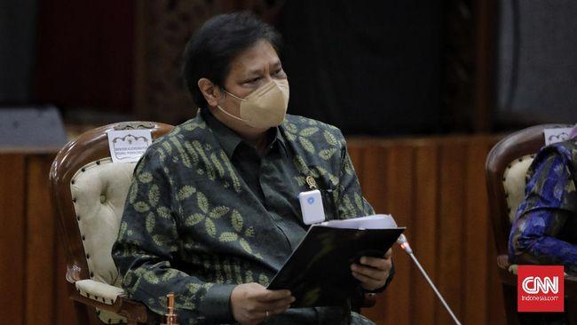 Menko Perekonomian Airlangga menunggu peran swasta untuk mendorong ekonomi dalam negeri supaya naik pada kuartal IV nanti.