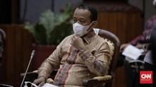 Bahlil Diperintah Jokowi Cari Investasi Rp900 T di 2021