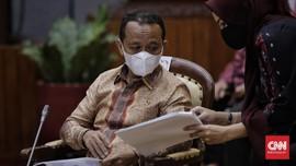 Kejar Target Investasi Rp900 T, Bahlil Harap Vaksinasi Jalan