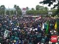 Demo Omnibus Law Lampung Rusuh, Massa Merangsek Masuk DPRD
