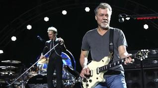 Eddie Van Halen, Dewa Gitar Legendaris Berdarah Indonesia