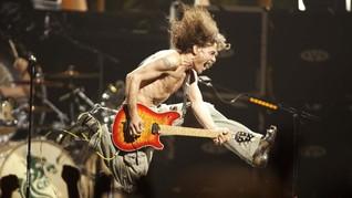 Gitar Eddie Van Halen Dilelang, Ditaksir Laku Rp1,1 Miliar