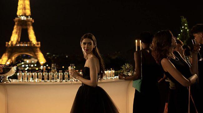 Mengulik stereotip orang-orang Prancis melalui film serial Emily in Paris yang dibintangi Lilly Collin sebagai karakter utama.