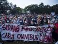 Aksi Tolak UU Ciptaker vs Tuduhan soal Demo Ditunggangi