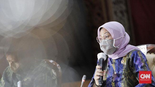 Menaker Ida Fauziyah mengancam memberikan sanksi kepada pengusaha yang melanggar aturan pembayaran THR. Namun, pengusaha mengaku pasrah.