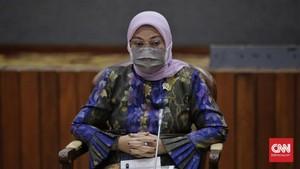 Menaker Ida Fauziyah Positif Terpapar Covid-19