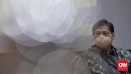 Airlangga Puji Omnibus Law Ciptaker Sebuah Terobosan Historis