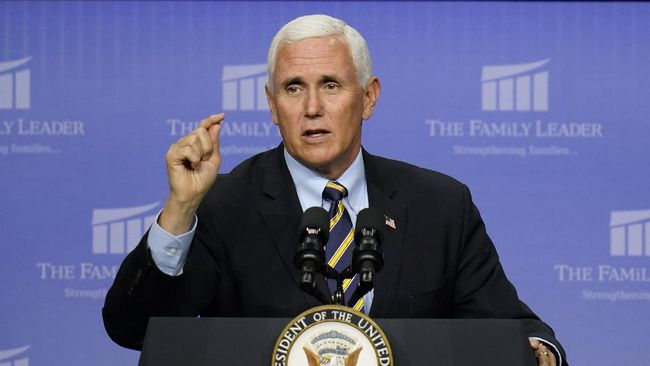 Wapres Amerika Serikat Mike Pence disebut merasa kesal atas kritik yang disampaikan Donald Trump terkait perhitungan suara elektoral yang dimenangkan Joe Biden.