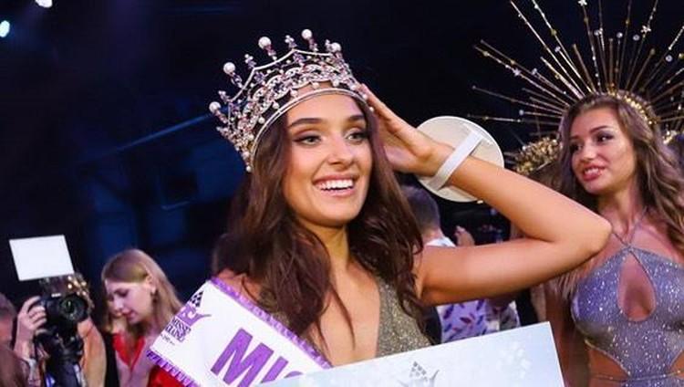 Miss Ukraina Veronika Didusenko